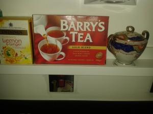 Barrys tea back in place