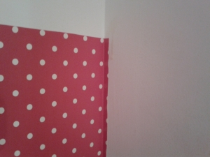 During shot oil cloth behind bin wall upcycle home improvement make my home pretty e