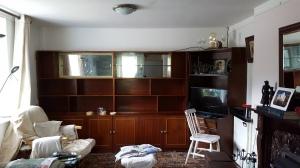 Mams dark cabinet