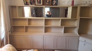 Mams lving room cabinet